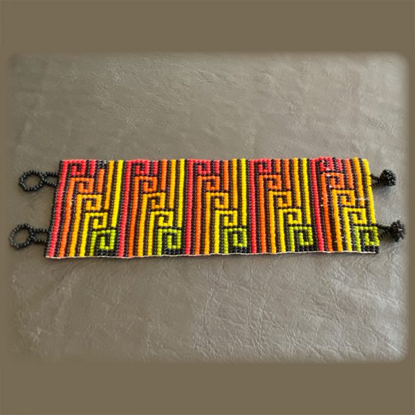 5-Color Exotic Bracelet Made In Colombia